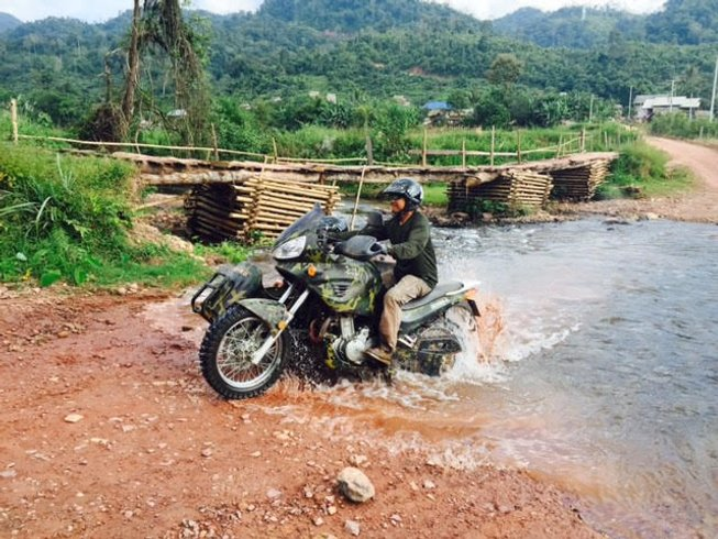 10 Days Unforgettable Cambodia Motorbike Tour