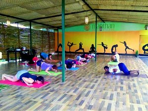 4 Days Express Yoga Retreat in India