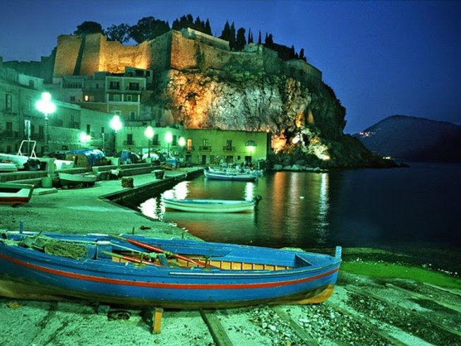 8 Days Aeolian Islands Cooking Holidays in Italy