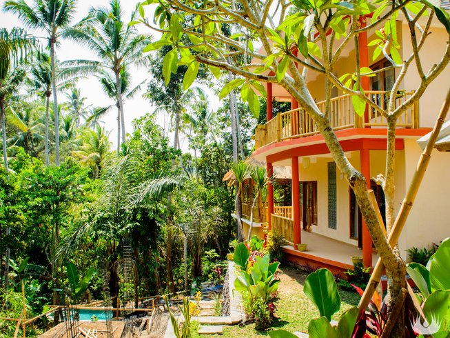 7 Days Wellness and Tour Yoga Retreat in Bali