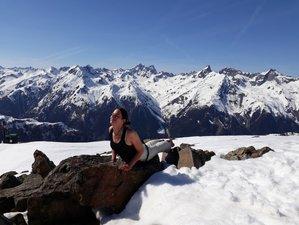 4 Tage Glücklich Sein mit Yoga und Entspannnungs-Retreat in Kärnten, Drautal