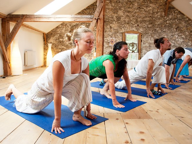 28 Days 200-Hour Traditional Yoga and Tantra TTC in the Austrian Alps