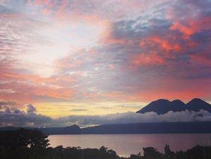 7 Day Thanksgiving Empowering Yin and Yang Yoga Retreat in Lake Atitlan