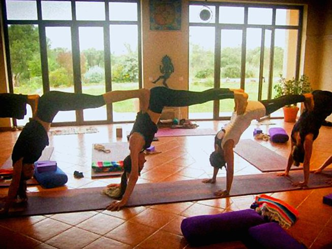 7 Days Yoga & Surf Waves Within Retreat in Portugal
