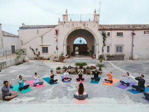 8 Day The Four Noble Truths and Yoga Retreat with Victoria Larsson in Noto, Sicily