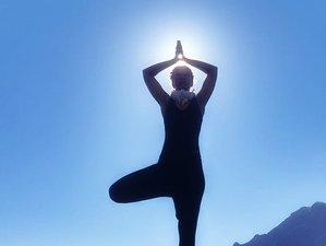 6 jours en stage de yoga, méditation, marche et bain de forêt à Porto da Cruz, île de Madère