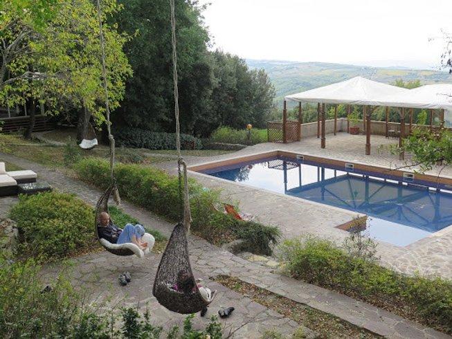 7 jours en retraite de yoga bien-être, santé et detox en Toscane, Italie