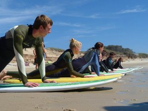 8 Days Multi-Activity Surf Holiday in Maceda, Portugal