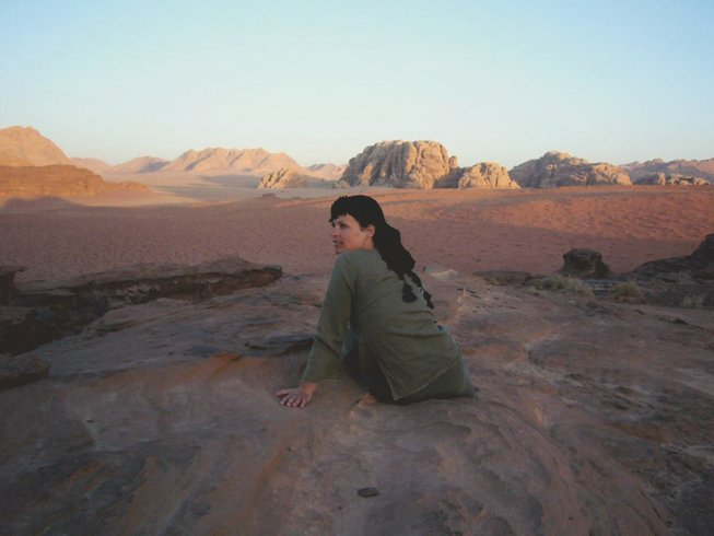 9 Days Desert Yoga Retreat Jordan with Liz Warrington