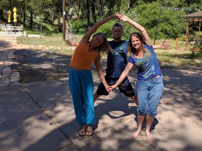 3 Tage Yoga und Meditations Urlaub in Kalifornien