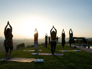 10 Days Cosmic Heart Yoga Retreat in Tuscany, Italy