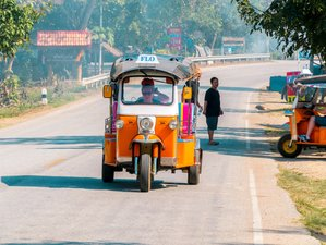 11 Day Guided Tuk Tuk Tour Adventure in Northern Thailand