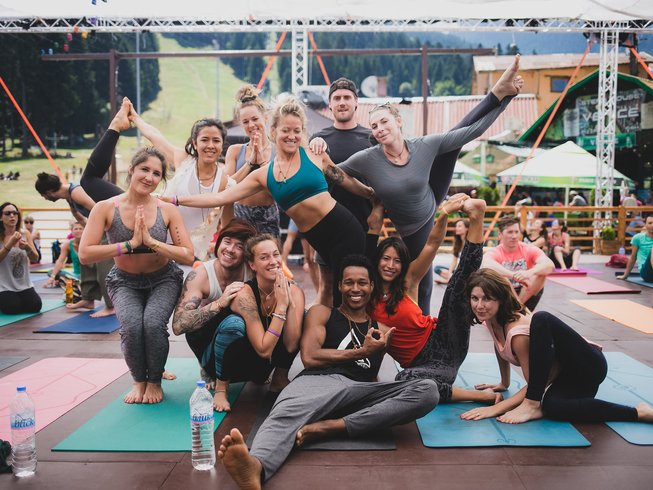6 Days Music and Yoga Festival in Pravets, Bulgaria