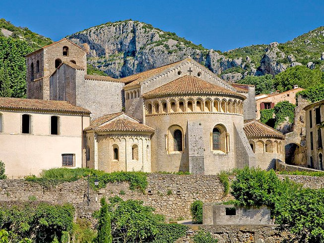 5 Days Pézenas Wine Tours France