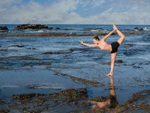 """8 jours en stage de yoga """"aimez-plus, vivez-mieux"""" dans la péninsule d'Osa, Costa Rica"""