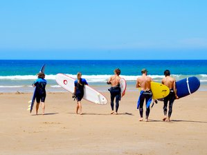 7 Days Wave Surf Camp Portugal