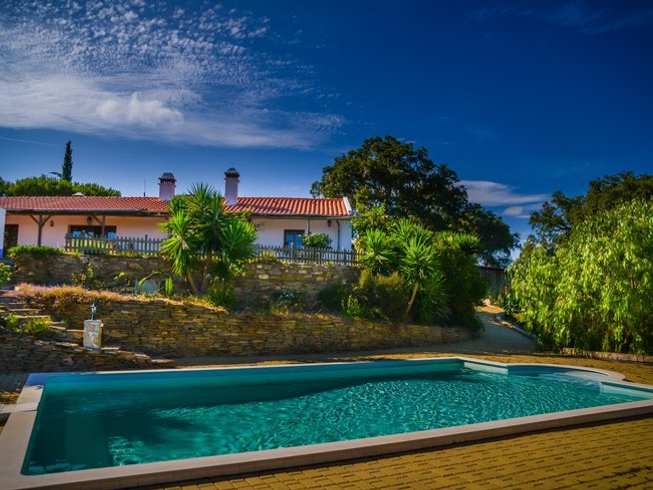 7 Days Cooking for Life & Yoga Retreat in Portugal