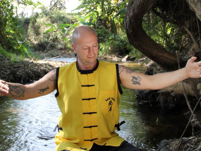 4 Months Internal Kung Fu Instructor Training in Pai, Thailand