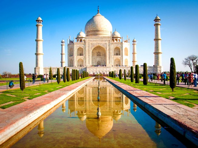 12 Days Tiger, Taj Mahal, and Yoga Tour in India