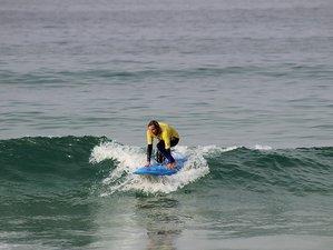 8 Days Surf Holiday in Praia da Vigia, Torres Vedras, Portugal