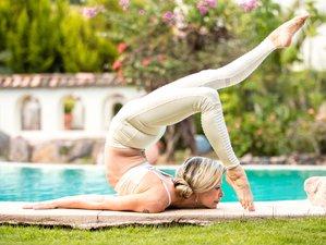 17 Day 300 Hours Inversion Based Vinyasa Yoga Teacher Training in Tepoztlán