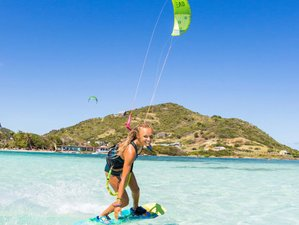 10 Days Kitesurfing and Yoga Retreat in Mexico