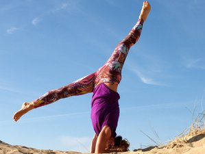 4 Days Yoga Flow Running Retreat Cornwall, UK