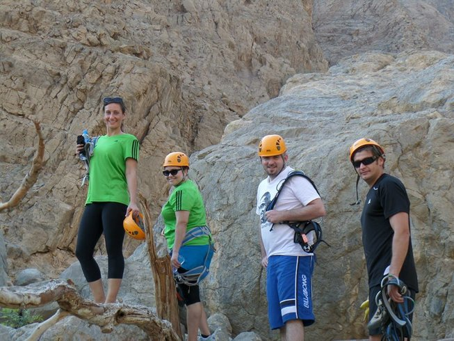 2 Days Weekend Yoga Retreat and Trekking in Dibba, Oman
