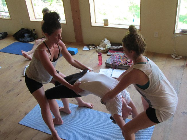 24 Days 200-Hour Yoga Teacher Training in New England