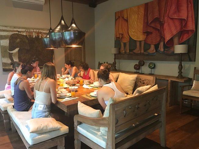 8 Tage Fitness und Yoga Retreat für Frauen auf Bali, Indonesien