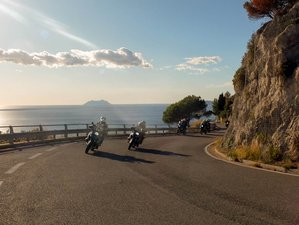 9 Days Amalfi Coast and Southern Italy Spring Guided Motorcycle Tour