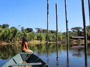 6 Day Amazon Rainforest Nature and Wildlife Infused Yoga Retreat in Tambopata Reserva Nacional