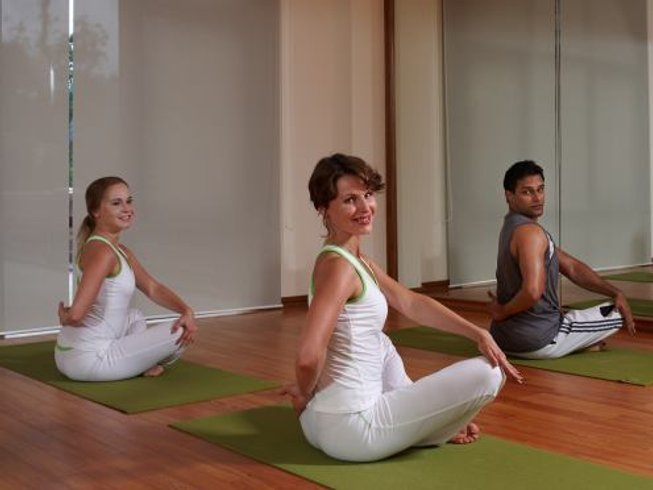 4 Days Yoga Wellness Retreat for Men in Malaysia
