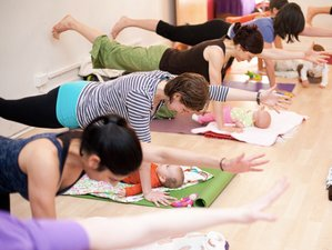 3 Days Mommy and Baby Yoga Retreat in UK