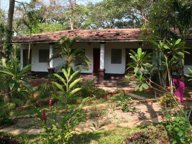 28 Tage Intensives Ashtanga Yoga Retreat in Goa, Indien