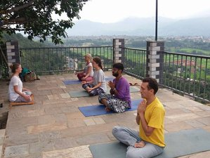 8 Days Detox and Yoga Retreat in Nepal