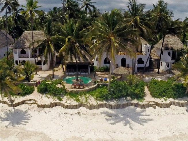 6 Tage Achtsamkeitsmeditation und Achtsame Bewegung im Yoga Urlaub auf Sansibar, Tansania
