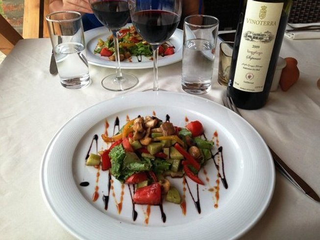 9 Days Caucasian Wine Tasting and Culinary Vacation
