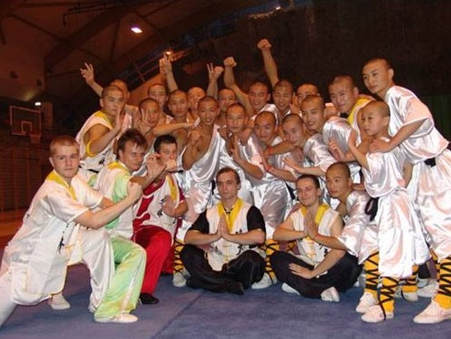 7 Months Advance Traditional Kung Fu Training in China
