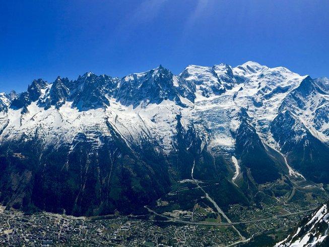 8 Tage Wander, Spa und Yoga Retreat in Chamonix Mont-Blanc, Frankreich