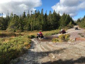8 Day Guided ATV Tour in Newfoundland and Labrador, Canada