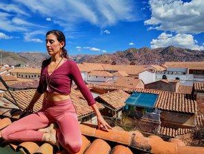 27 días de profesorado de yoga Restaurativo y Vinyasa de 200 horas en Cusco