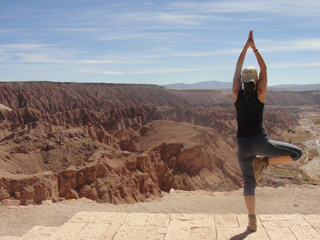 6-Daagse Avontuurlijke Voyage Hike en Yoga Retraite in Chili en Bolivia