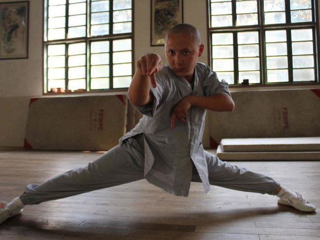 3 Weeks Rising Dragon School Kung Fu Camp in China