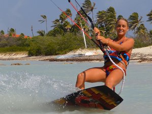 7 Days Exquisite Kitesurfing Aruba Surf Camp