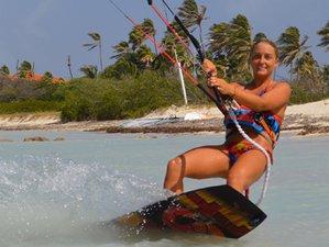 7 Days Exquisite Kitesurfing Surf Camp in Noord, Aruba