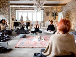 3 jours en week-end de yoga, écologie et bien-être à Saint-Georges-sur-Loire, près d'Angers