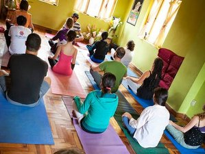 8 Days Yin Yoga Teacher Training in Cusco, Peru