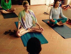10 Tage 100-Stunden Yogalehrer Ausbildung an der Algarve