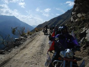 10 Days Ride and Trek Off-Road Motorcycle Tour in Nepal